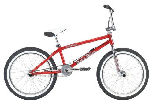 Haro 2017 Dave Mirra Pro Tribute Bike - Red 20.5""